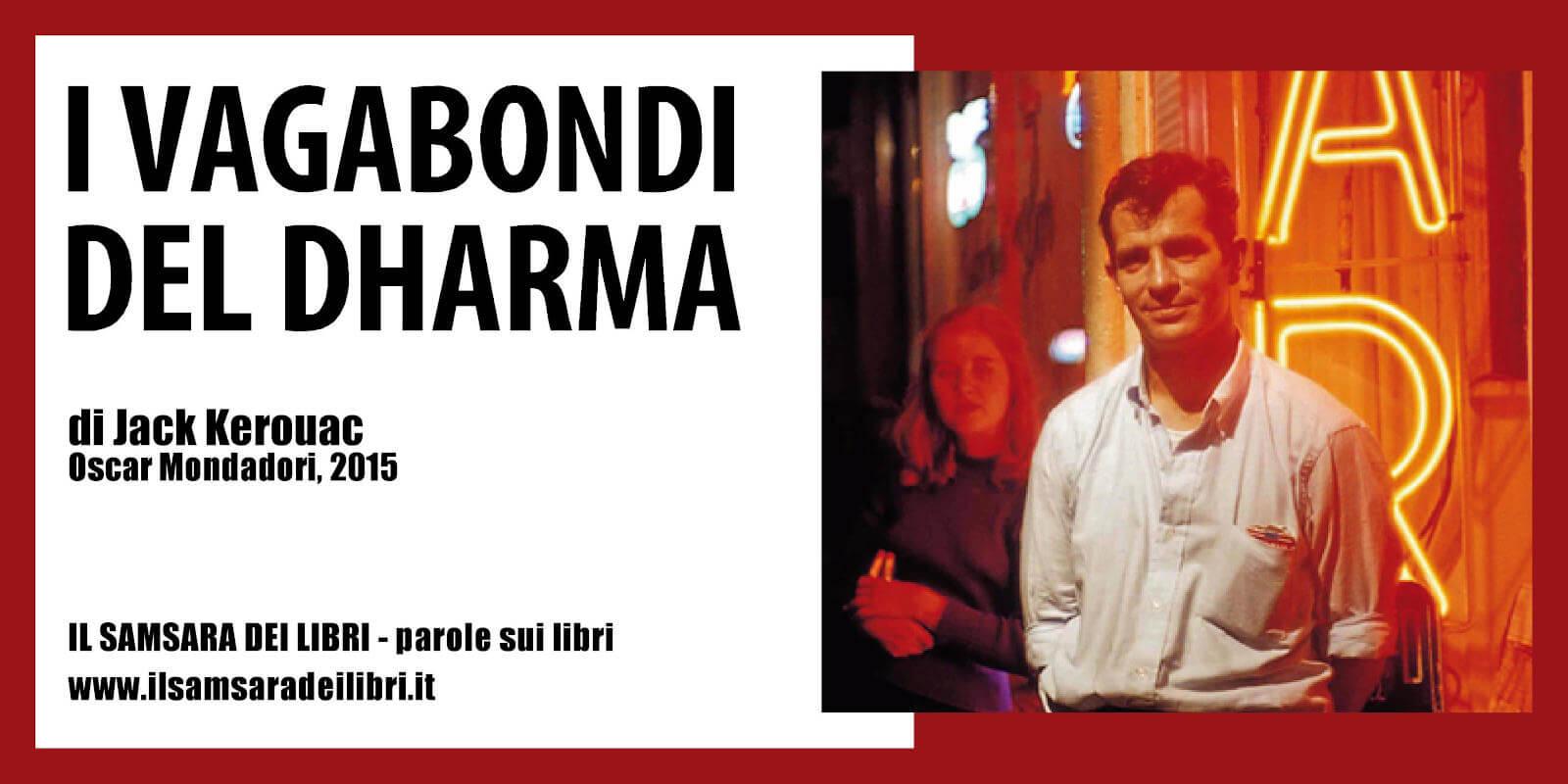 Immagine dellla copertina dedicata a I Vagabondi del Dharma
