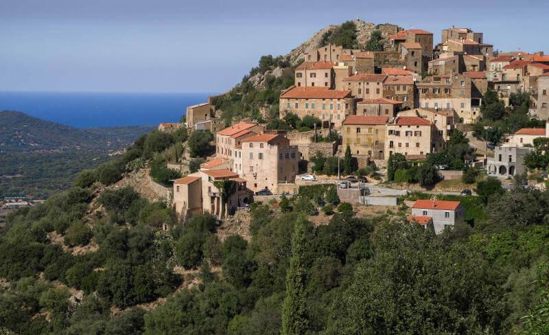 Immagine di Belgodère in Corsica