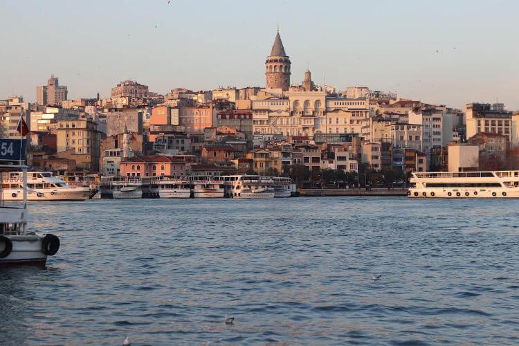 Immagine di Galata il nucleo storico di Istanbul