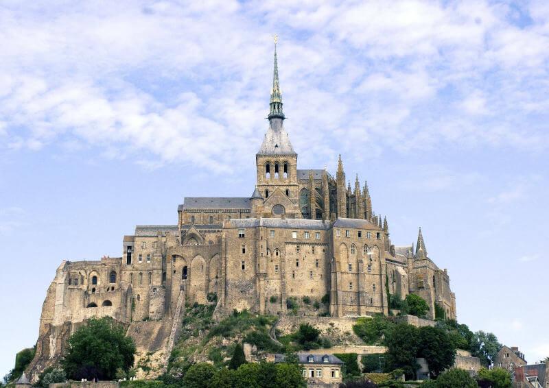 Immagine dell'Abbazia di Mont Saint Michel