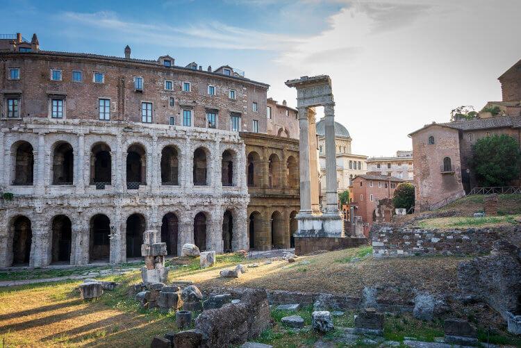 Immagine di Marcello a Roma