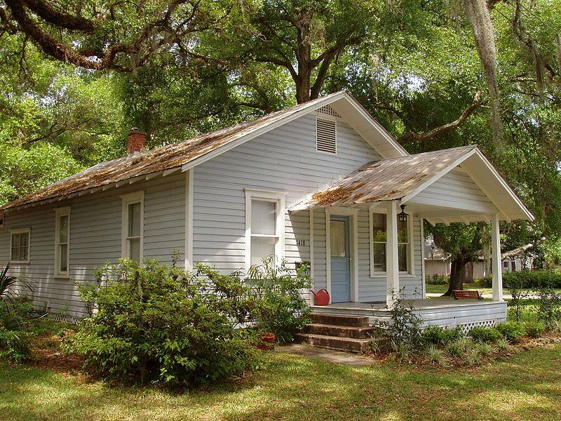 La casa di Jack Kerouac a Orlando in Florida