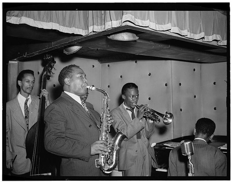 Jazz Session con Charlie Parker