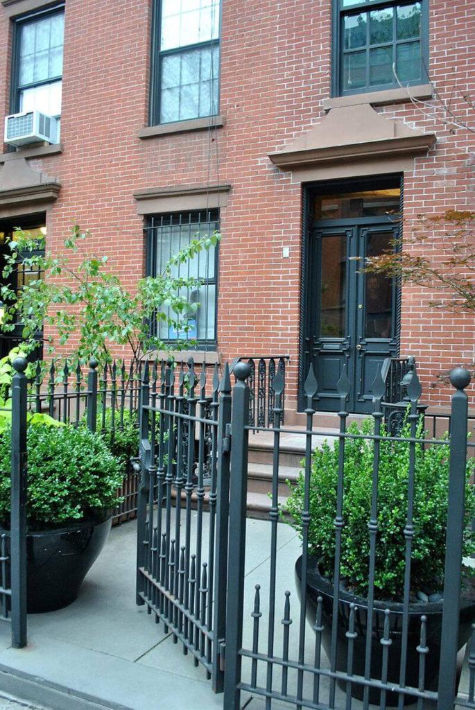 Immagien dell'abitazione di Kerouac a New York