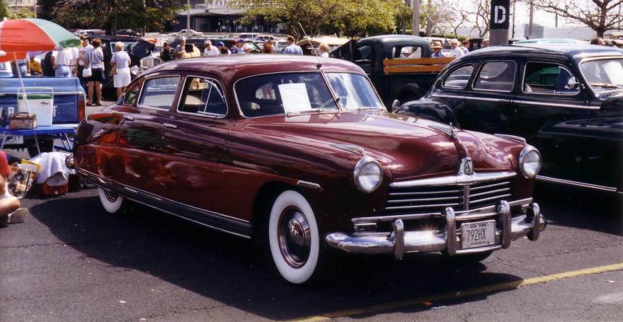 Immagine di una Hudson del 1948